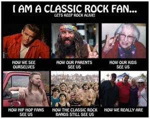 Classic Rock Fans