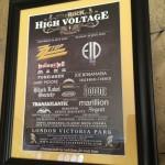 High Voltage Festival 2010 Poster