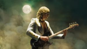 Greg Lake by Cynthia Blair